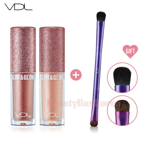 VDL Expert Liquid Shadow Set [Monthly Limited - August 2018]